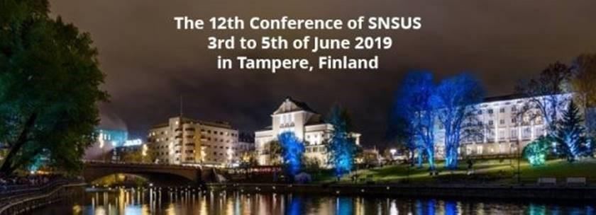 snusus konferenssi 2019